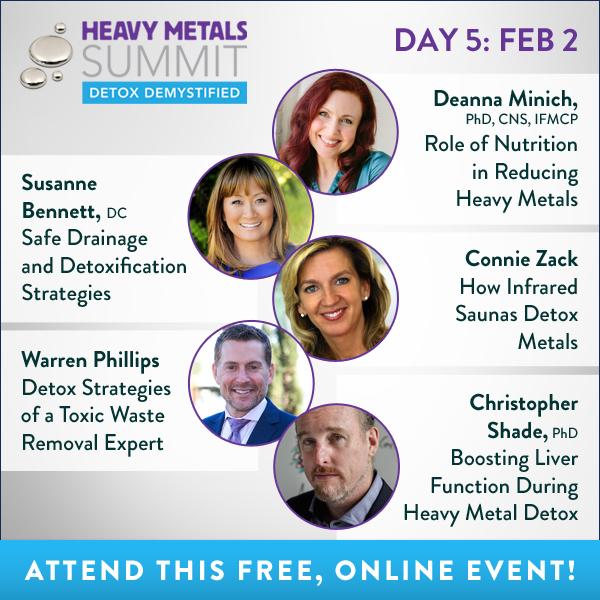 Heavy Metals Summit 2018