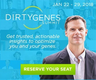 dirty genes summit by ben lynch