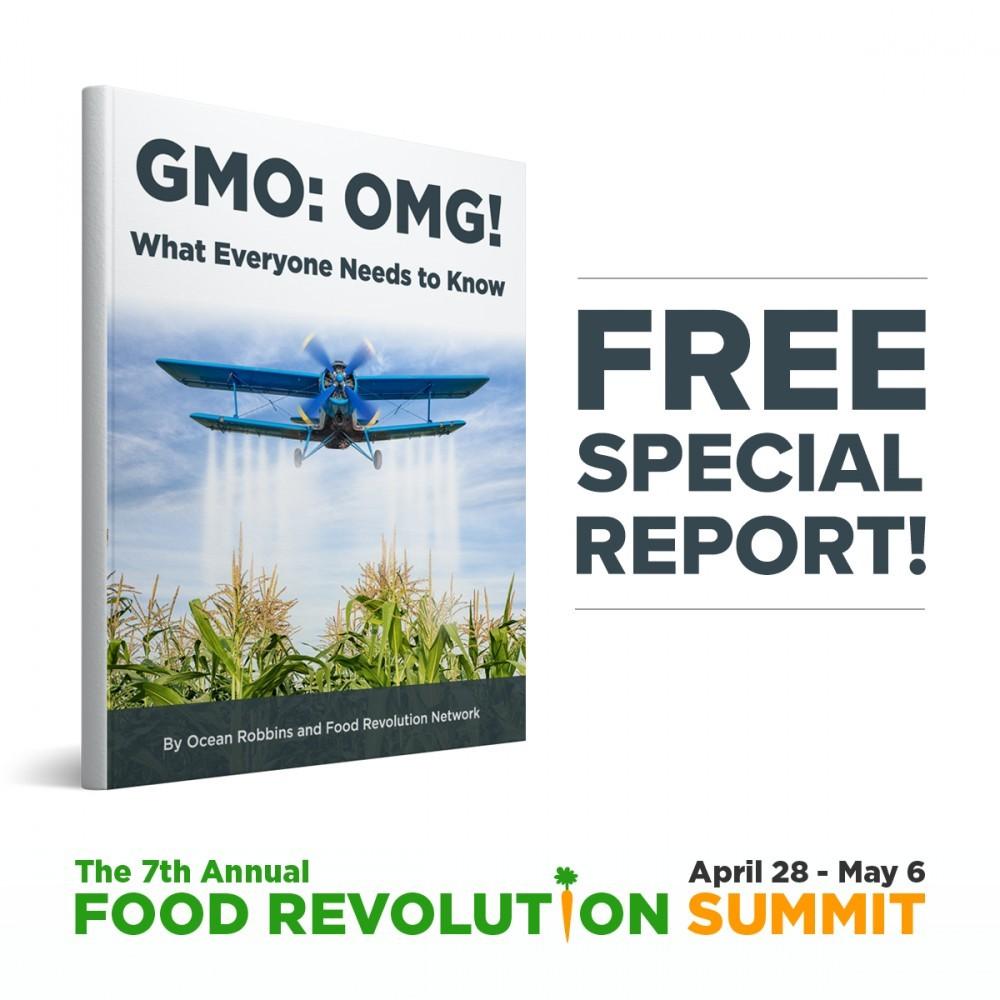GMO free report food revolution