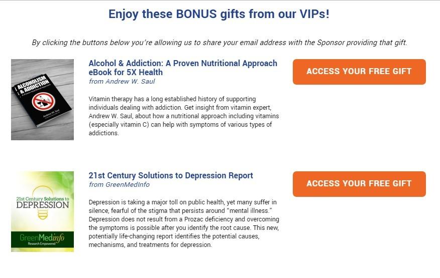 speaker bonuses addiction summit