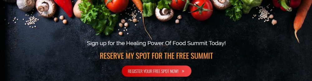 healing power of food