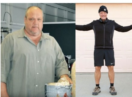 Jon lost 108lbs without keto