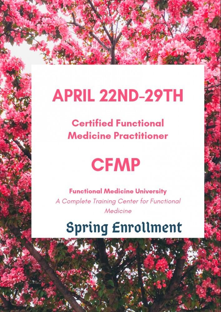 Spring Enrollment CFMP