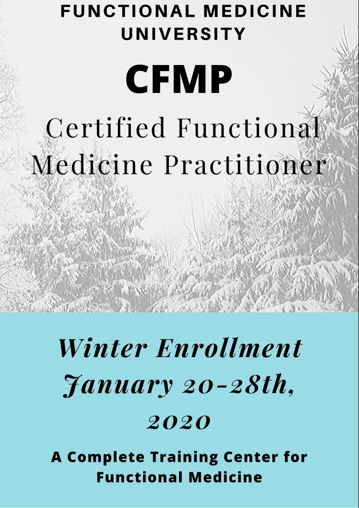 Winter Enrollment CFMP for licensed professionals at FMU