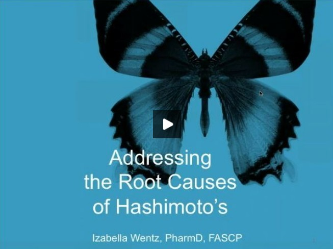 addressing root cause of hashimotos