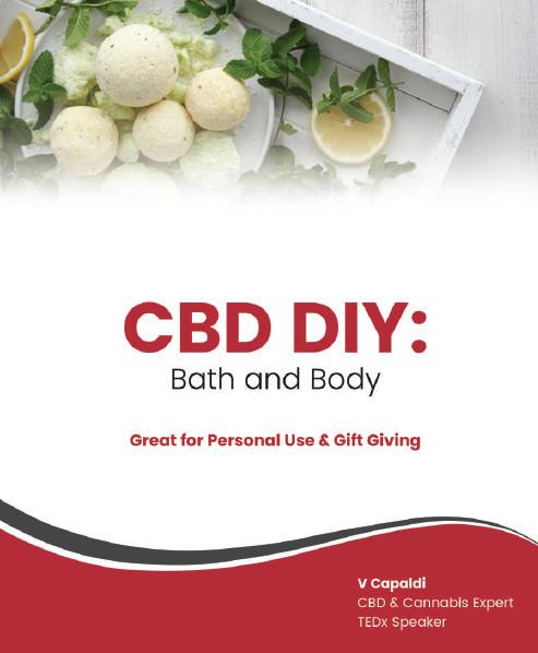 cbd bath bomb recipes
