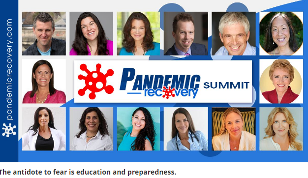 pandemic recovery summit speakers