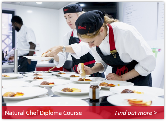 natural chef diploma course cnm