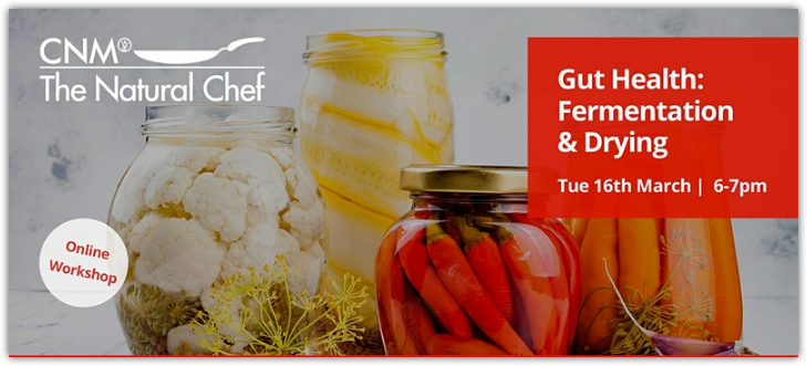 The Natural Chef Fermentation & Drying Workshop
